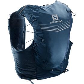 Salomon Adv Skin 12 Backpack Set Poseidon/Night sky